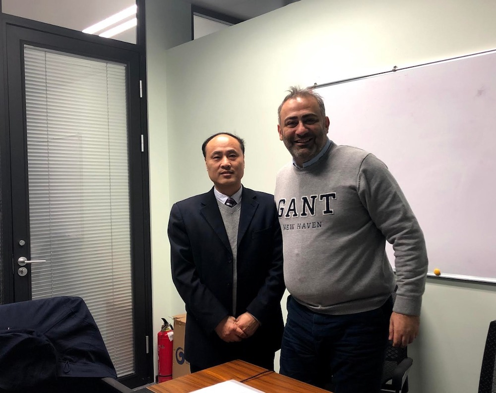 Suli Co.,Ltd. and Prochemica Ltd is in Partnership